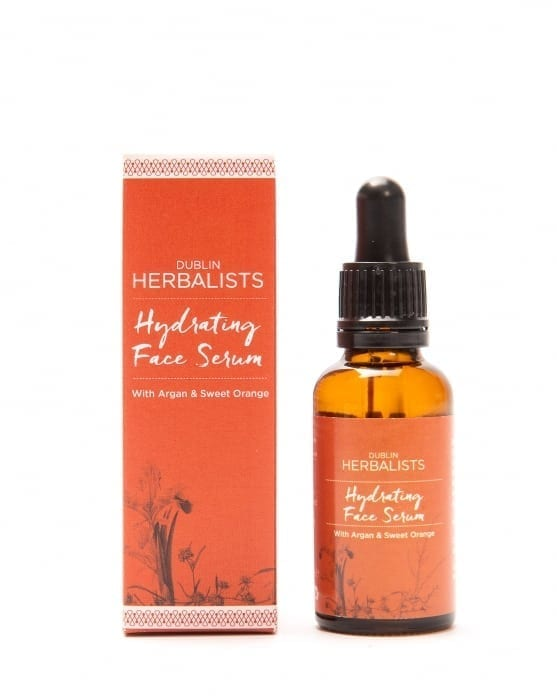 Hydrating Facial Serum with box