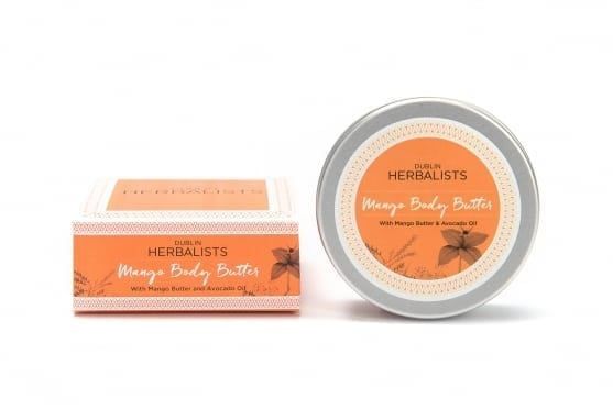 Mango Body Butter 200ml with box