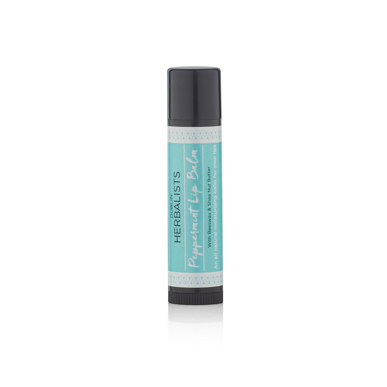 Peppermint Lip balm with calendula and shea butter