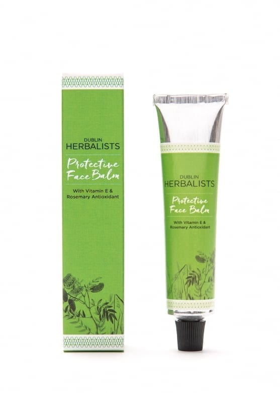 Protective Face Balm with box