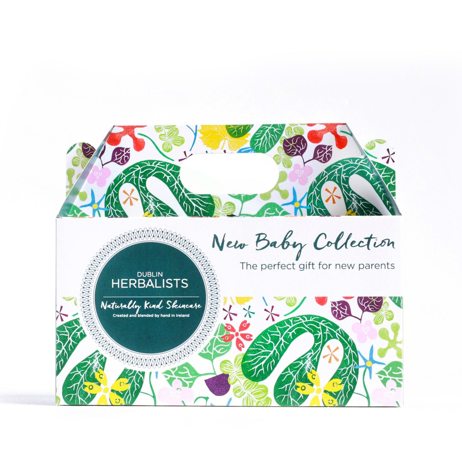 natural skincare gift for newborn baby