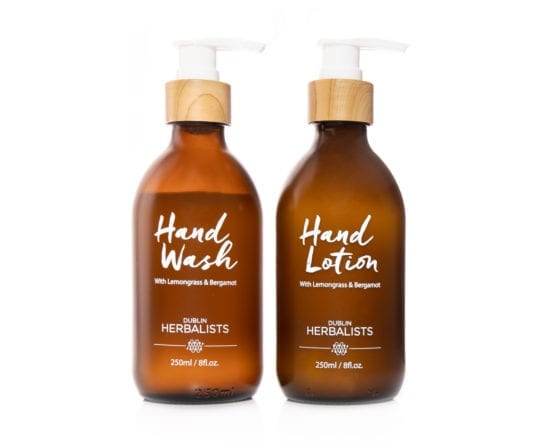 Hand Wash and Hand Lotion Gift Set